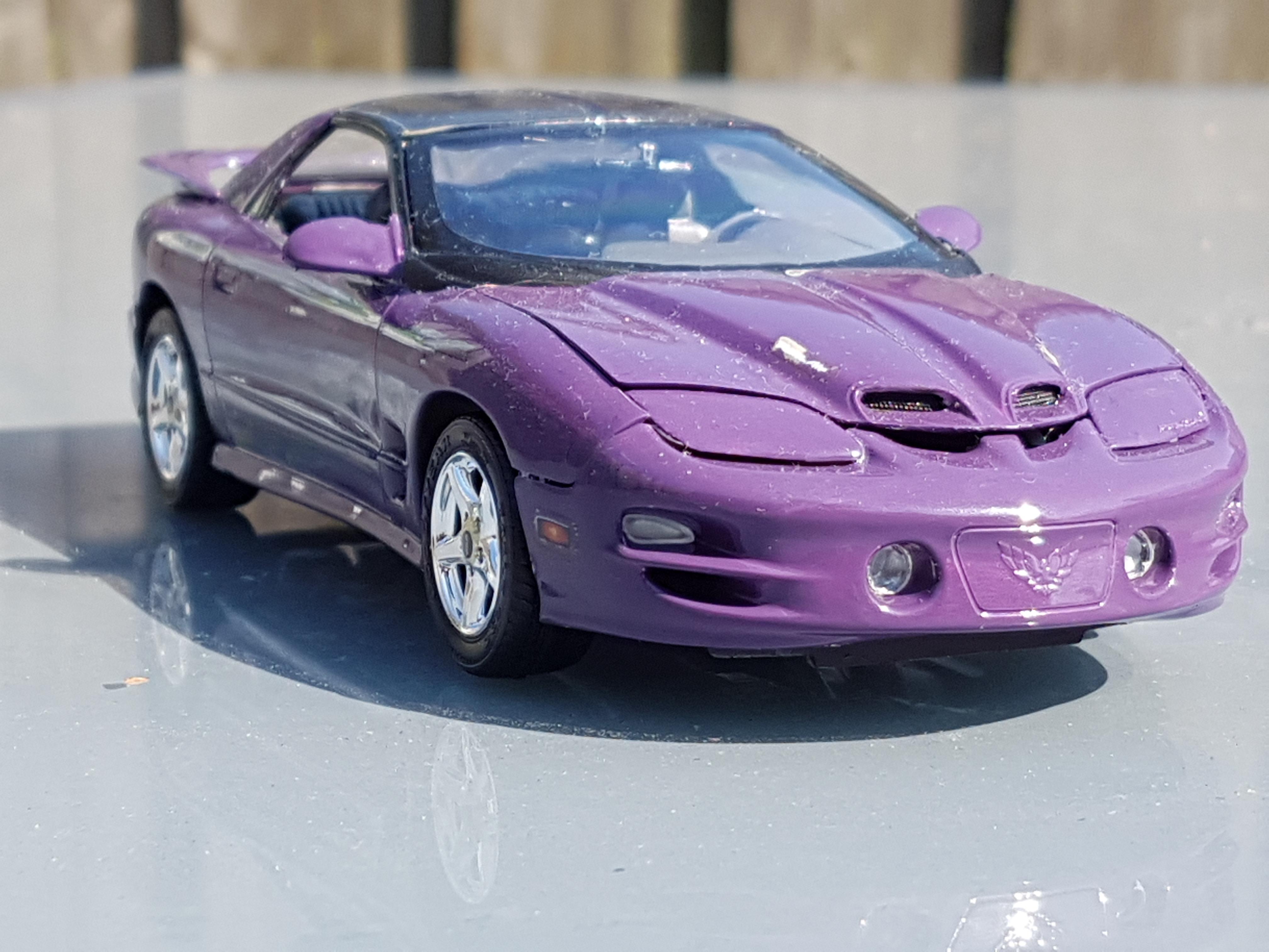 1998 Pontiac Firebird Ram Air – Revell