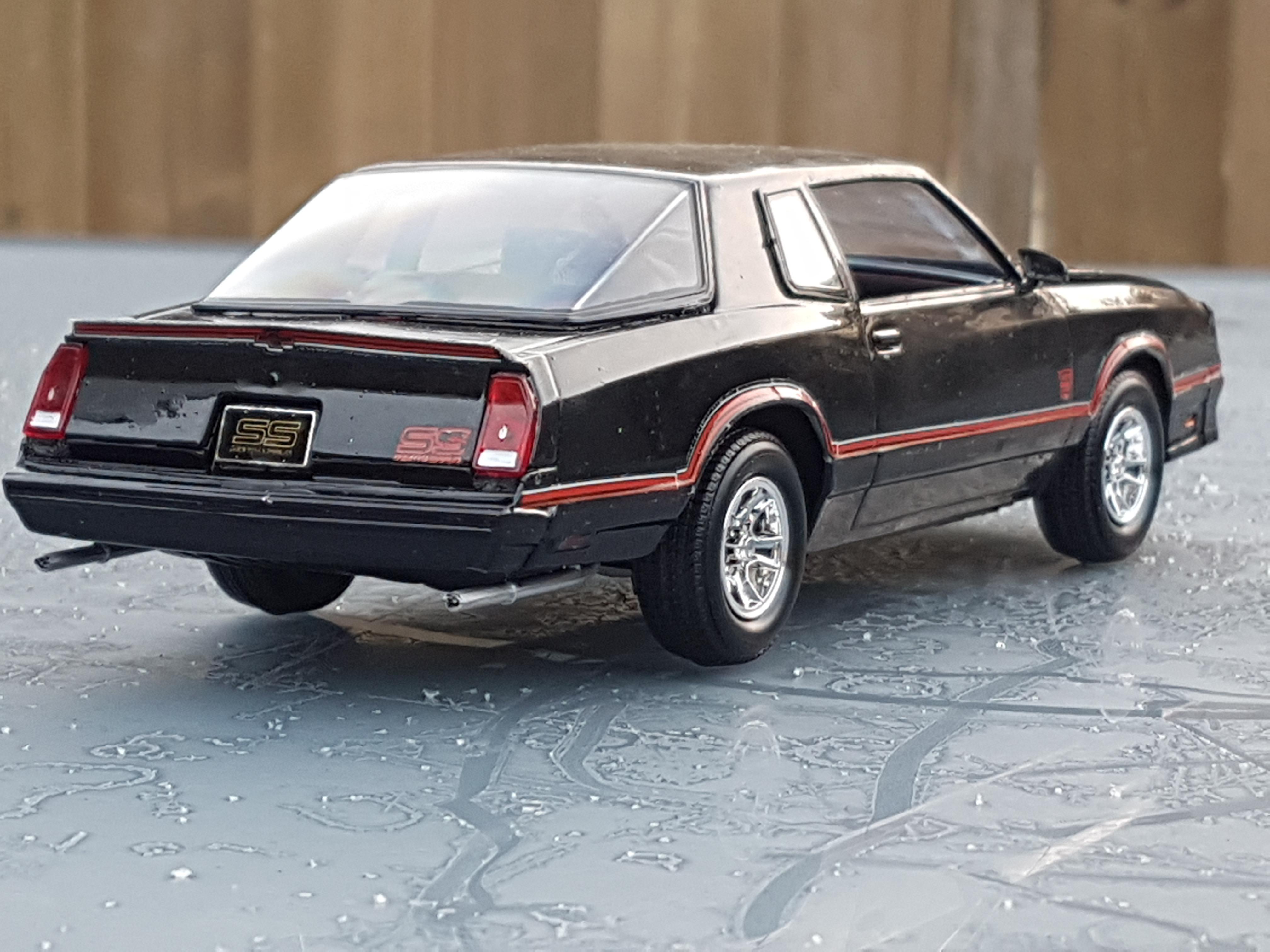 87 Chevrolet Monte Carlo