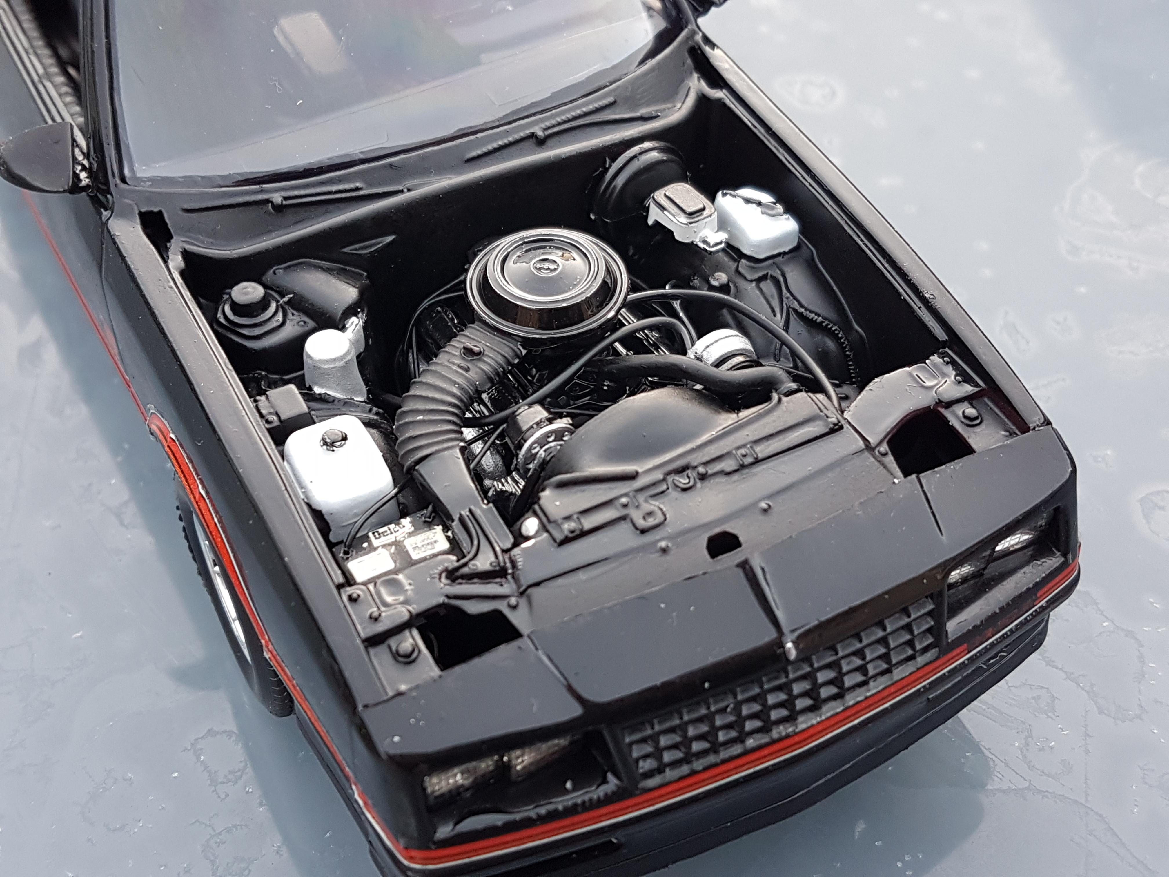 1986 Chevrolet Monte Carlo SS Aerocoupe – Revell | Rays Kits