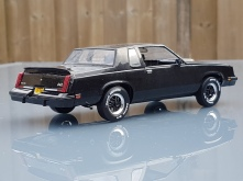 1984 Oldsmobile Cutlass Lsx442 Revell Clearly Scale