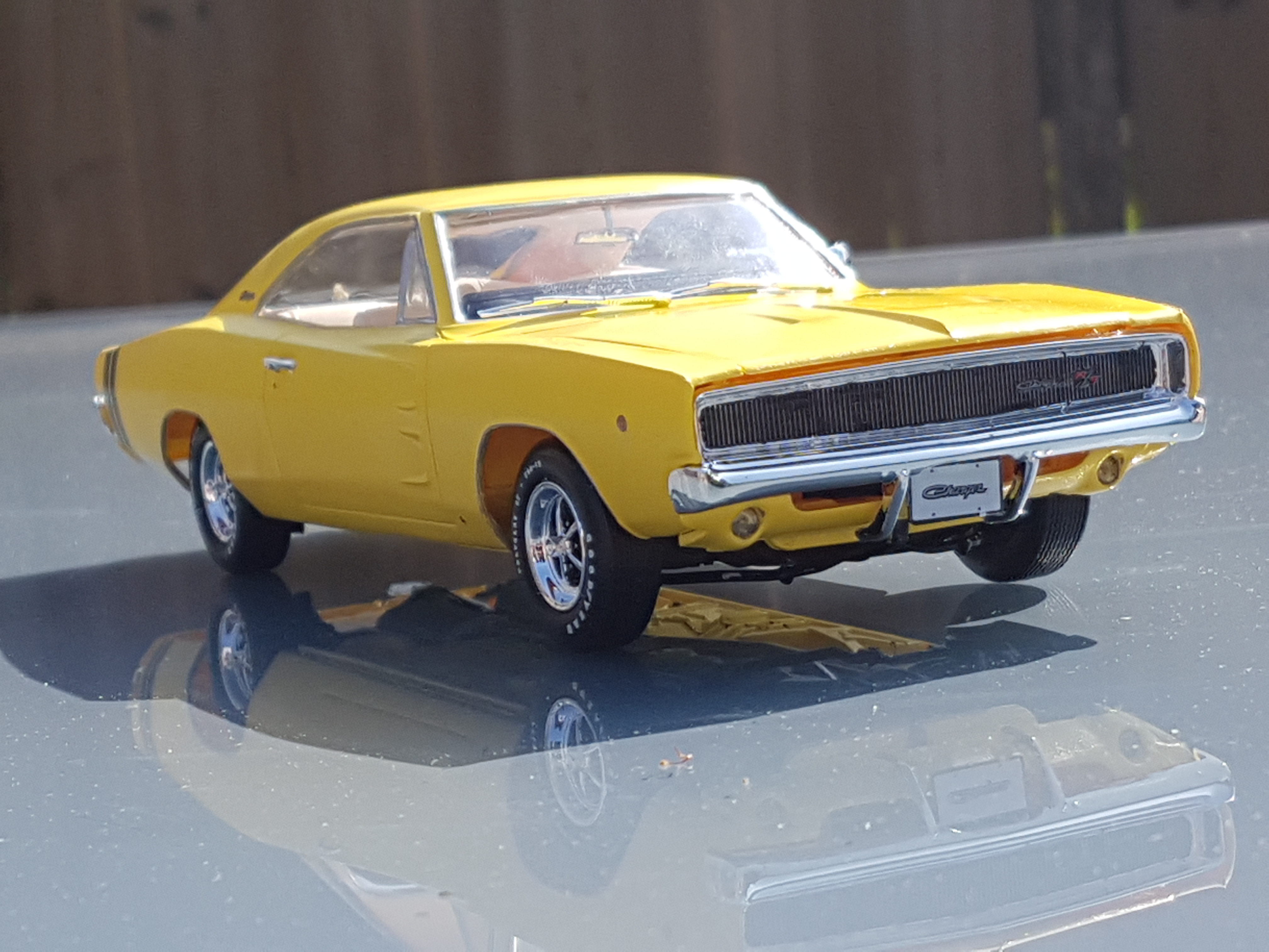 1968 Dodge Charger R T Revell Rays Kits 1969 Color Chart