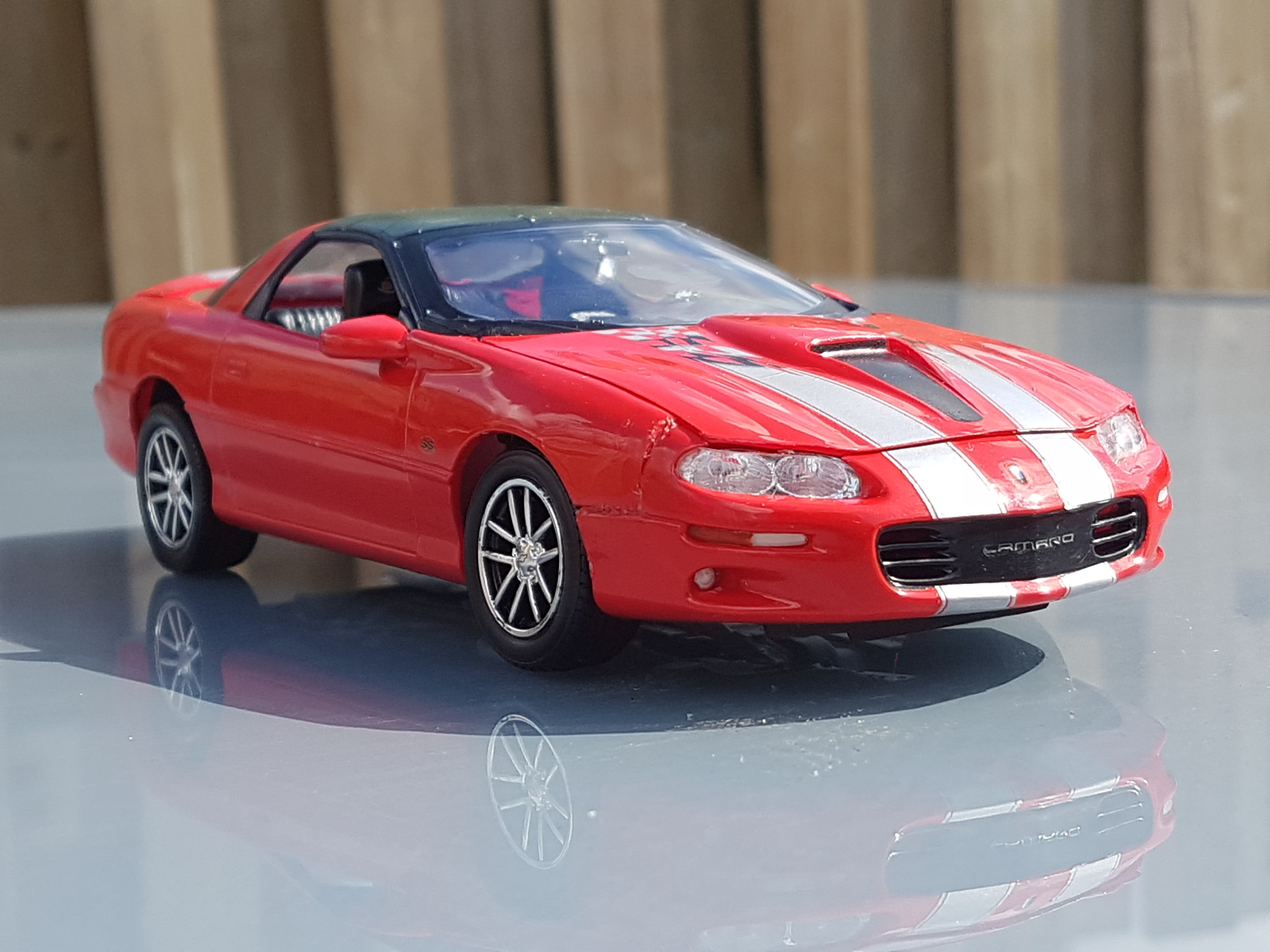 2002 chevrolet camaro ss 35th anniversary edition monogram rays. Cars Review. Best American Auto & Cars Review