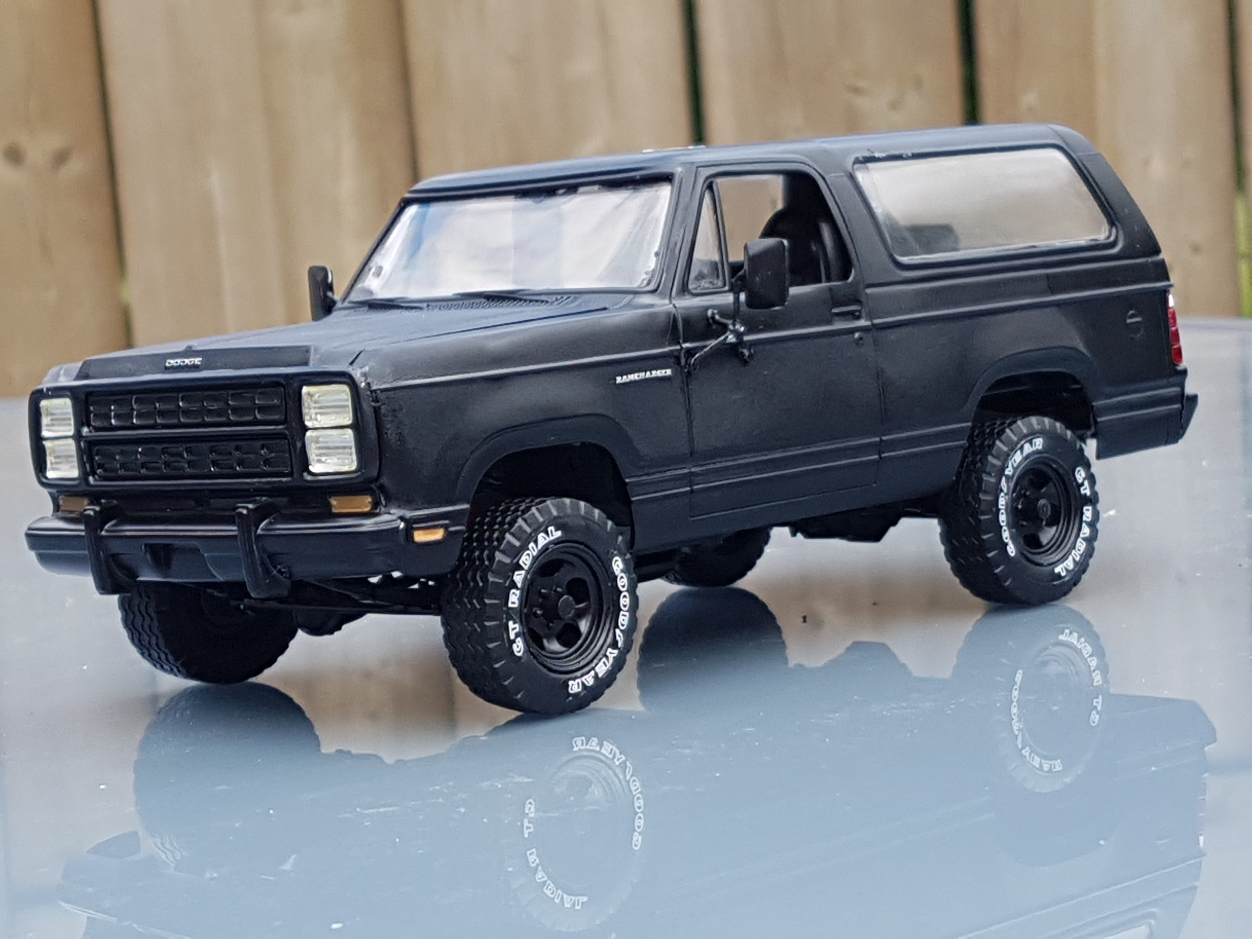 1980 Dodge Ramcharger Revell Rays Kits Ford Bronco Lifted
