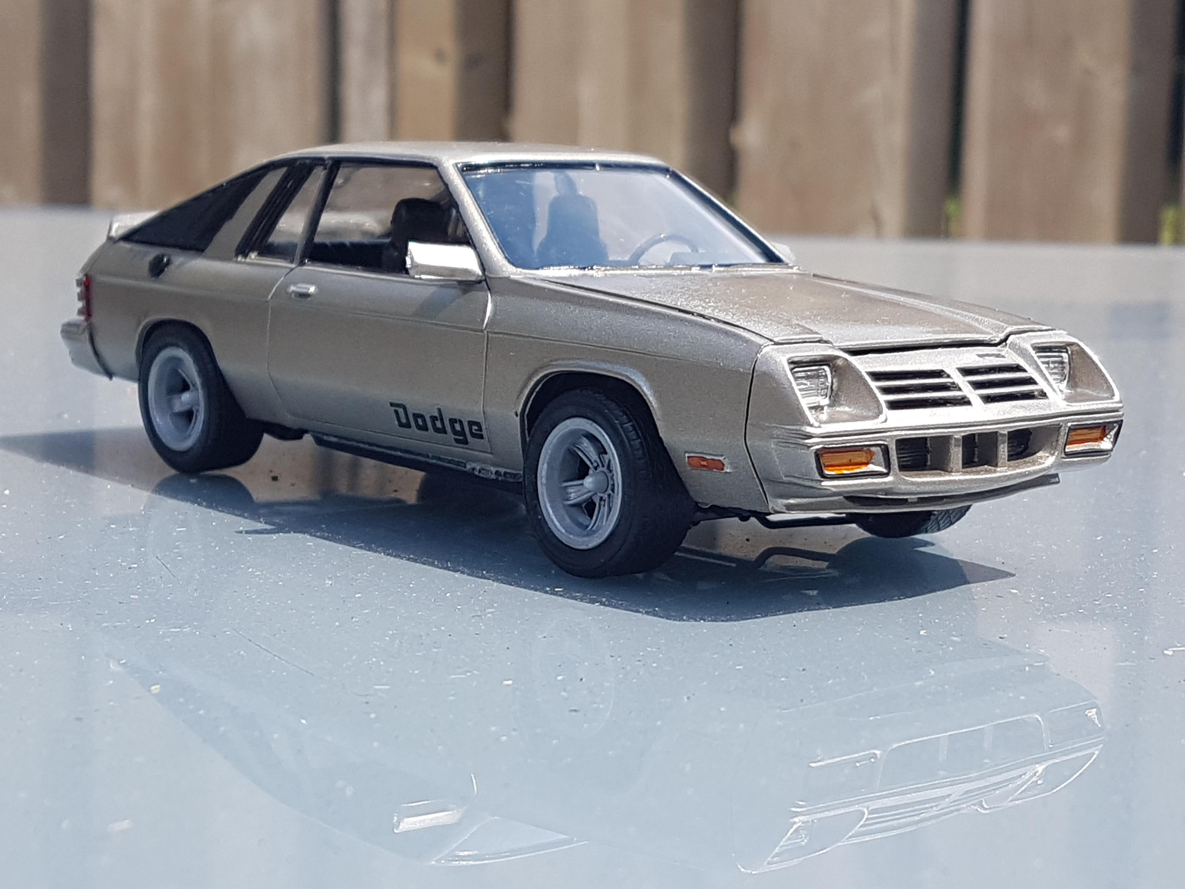 1981 Dodge Omni 024 – MPC   Rays Kits