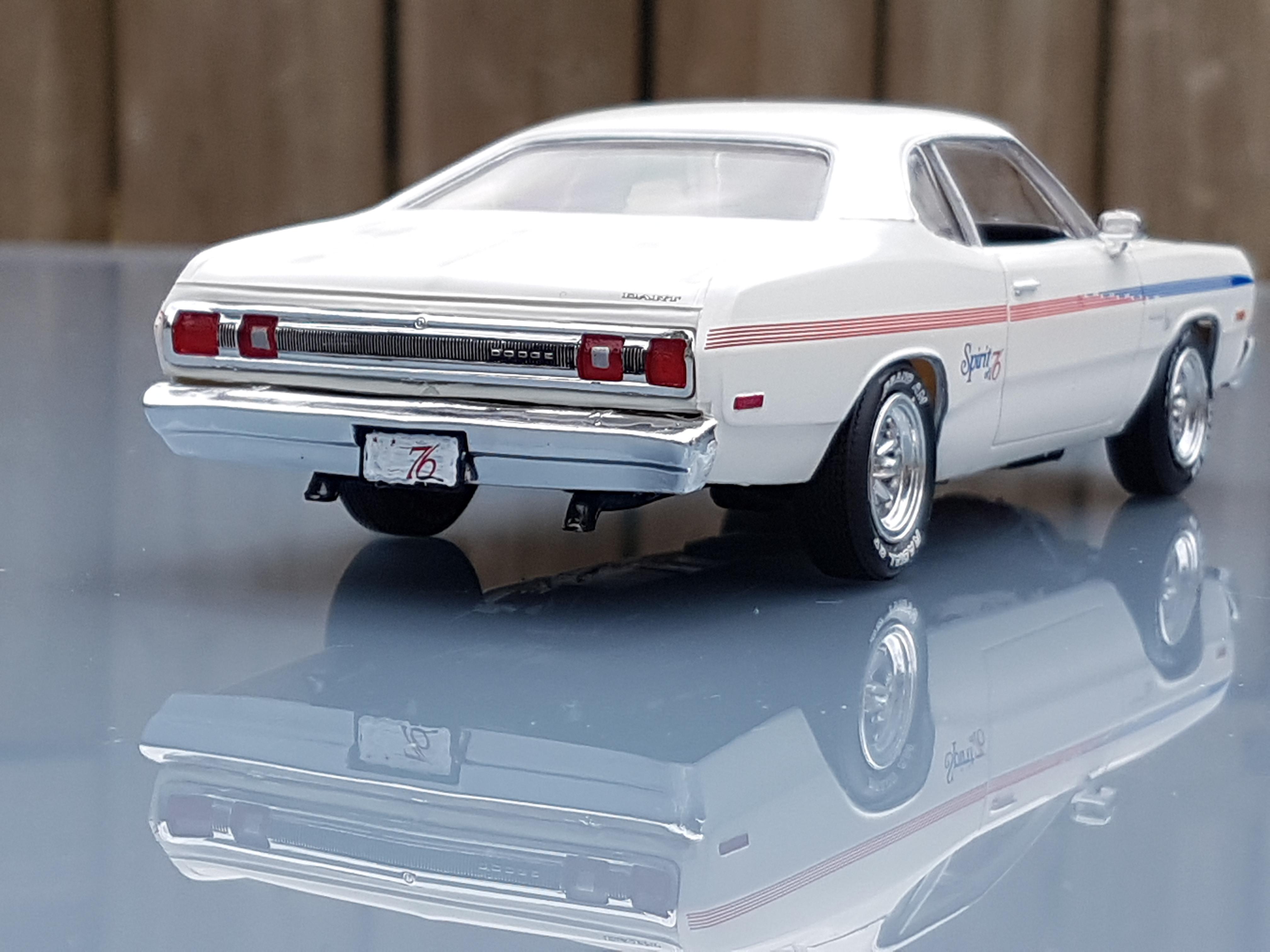 1976 Dodge Dart Lite Spirit Of 76 Mpc Rays Kits Chevy Truck