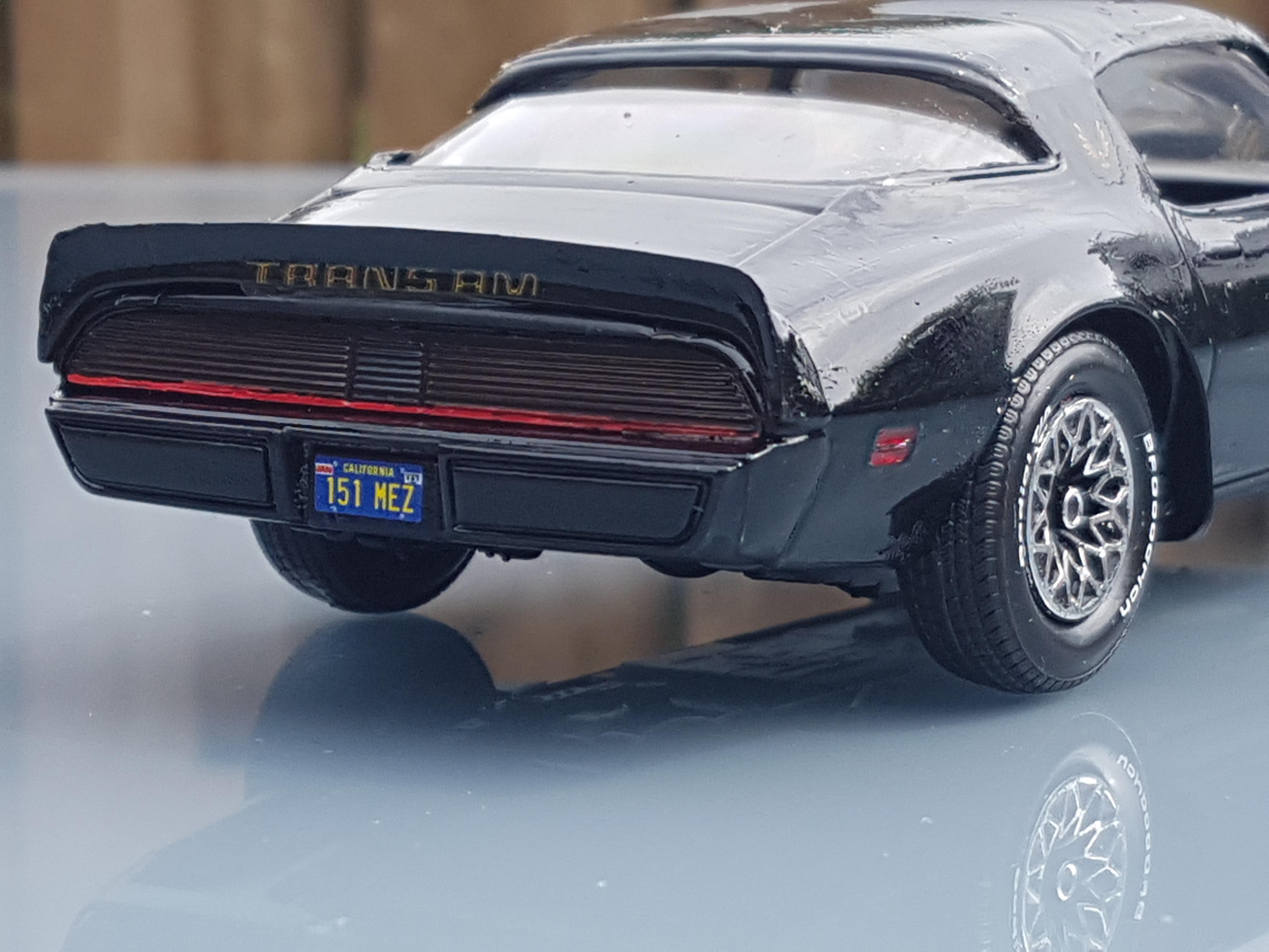 1980 Pontiac Firebird Trans Am Mpc Rays Kits