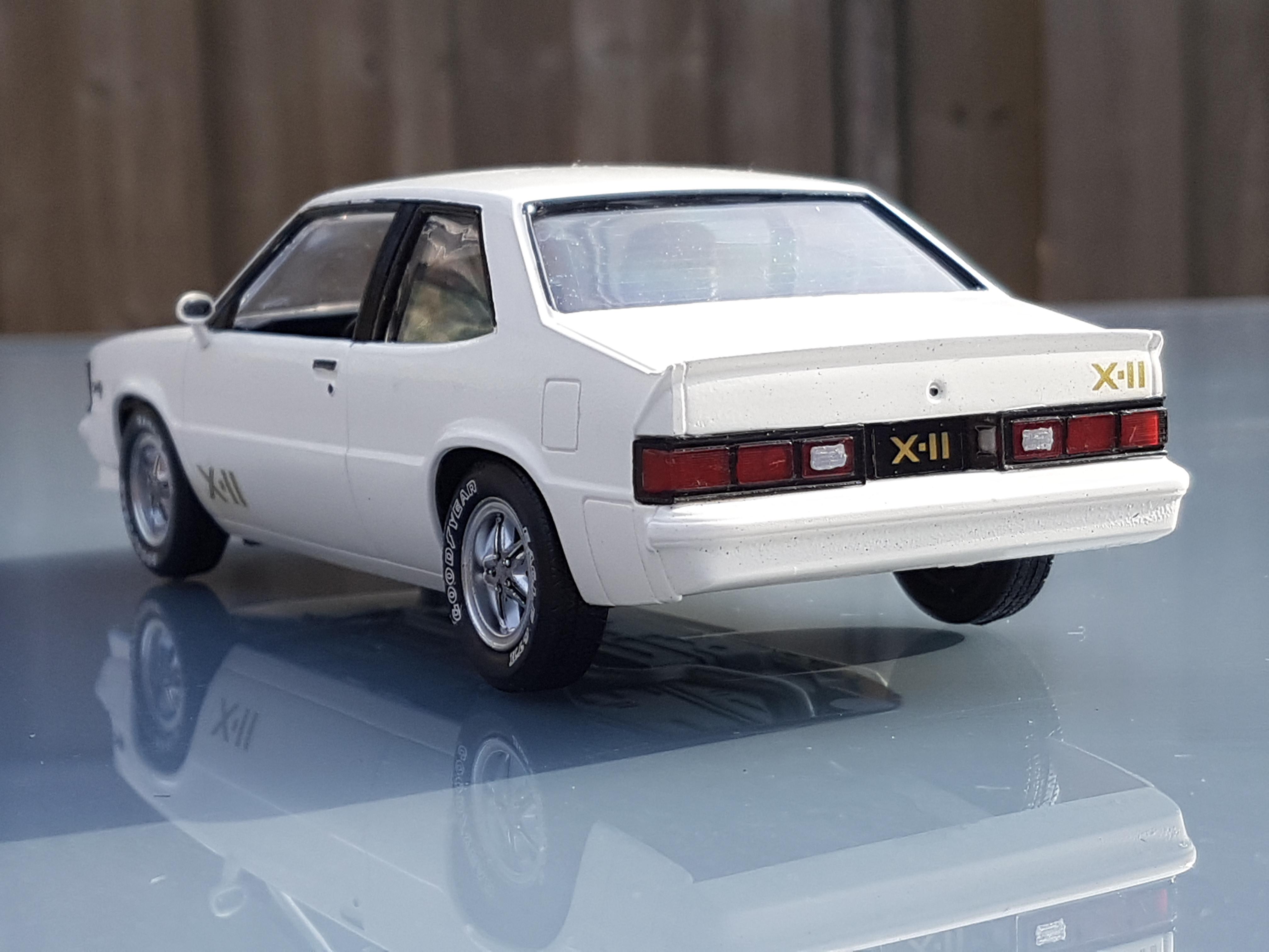 1983 Chevrolet Citation X-11 – Revell   Rays Kits