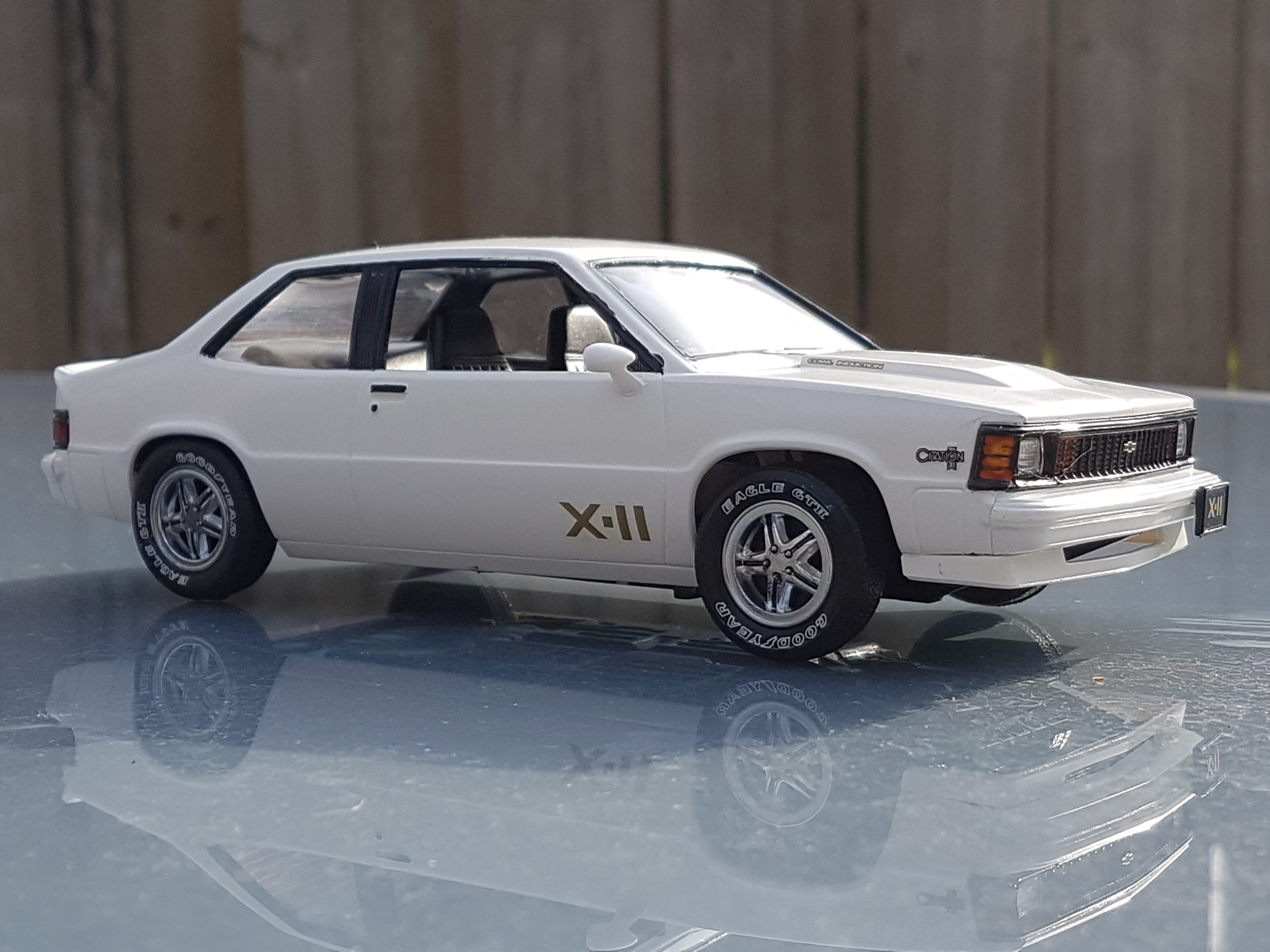 1983 Chevrolet Citation X-11 – Revell | Rays Kits