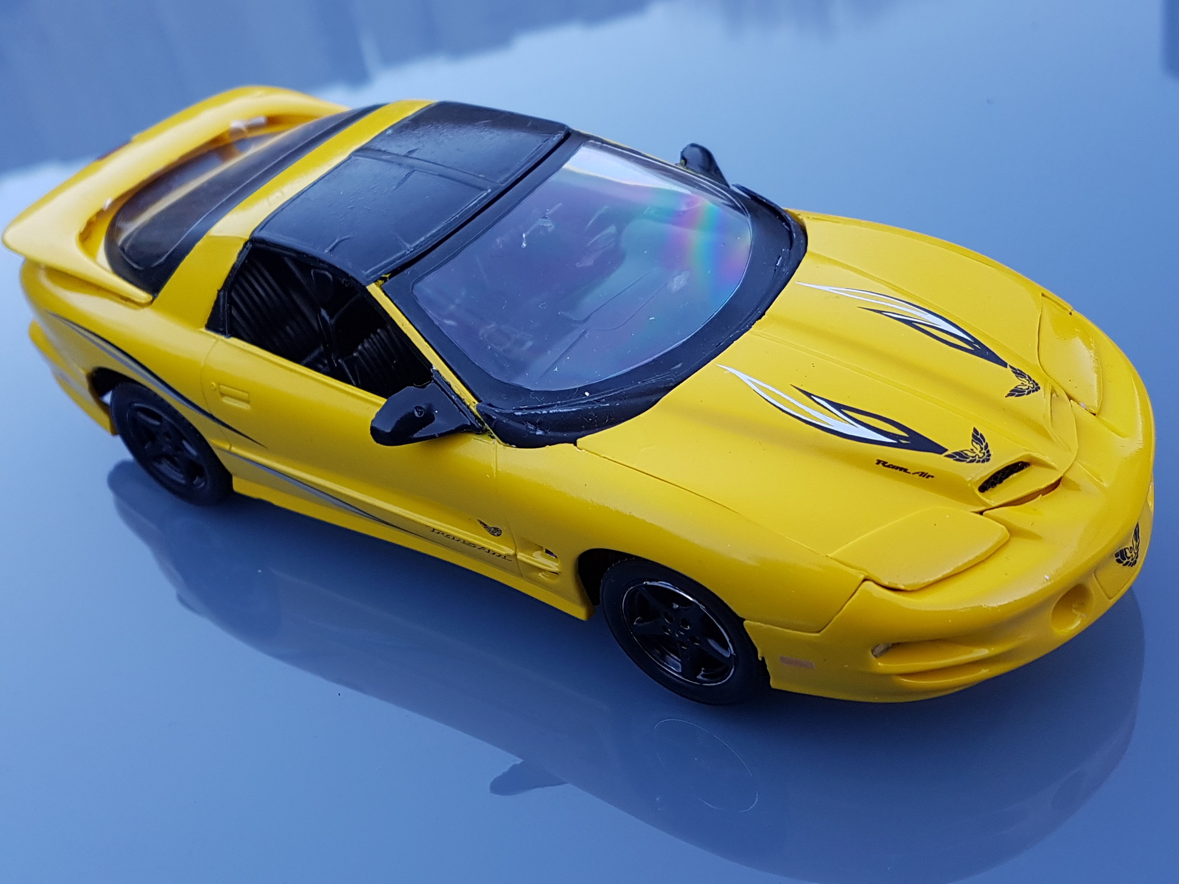 2002 Pontiac Firebird Trans Am Collector Edition Revell