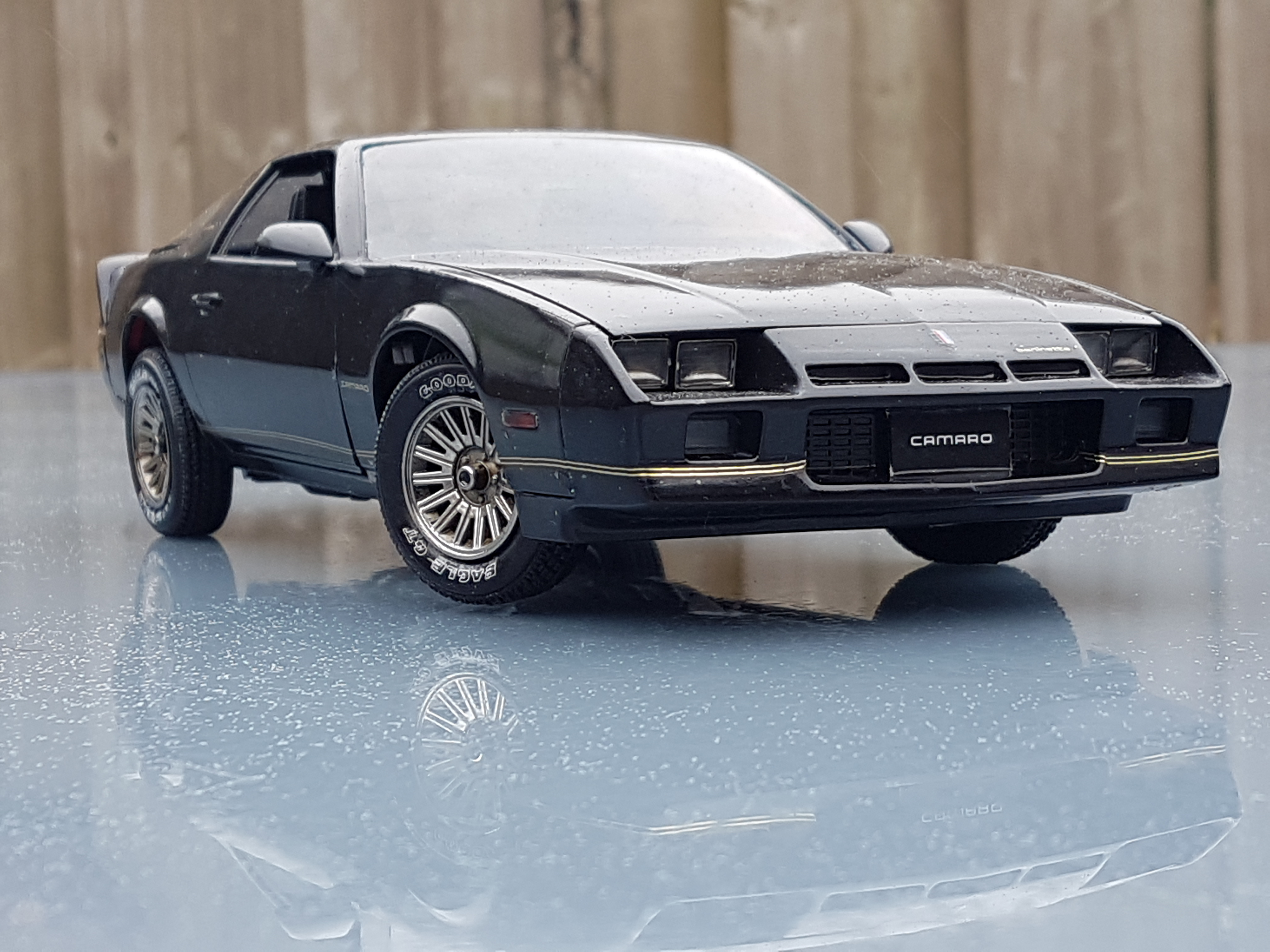 1983 Chevrolet Camaro Berlinetta Revell Rays Kits