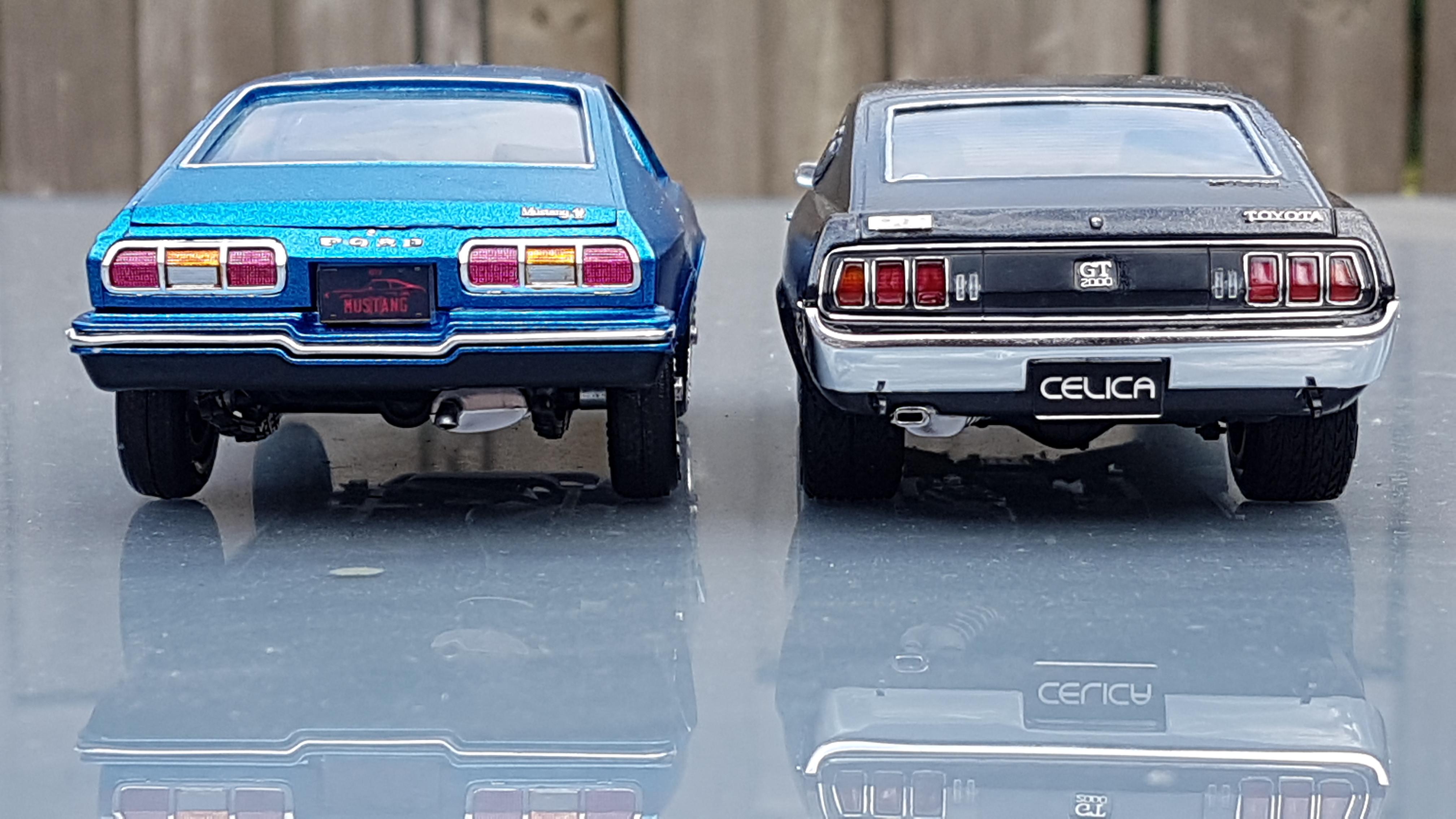 1973 Toyota Celica Liftback 2000 Gt