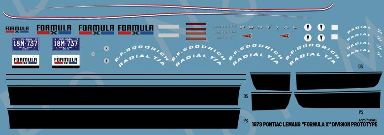 1973LeMansFormulaX